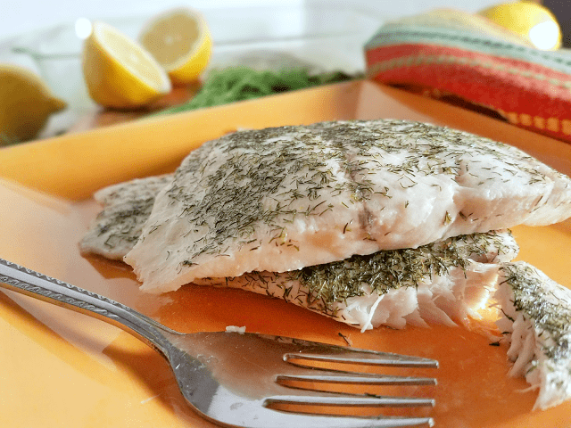 Using Australis Barramindi, you can easily make this juicy, flaky fish in 20 minutes! Paleo, Low-Carb, Ketogenic, Gluten-free